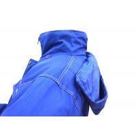 Buy cheap Customized Coverall Work Clothes , Polyester Mens Colored Overalls product