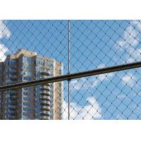 Buy cheap X Tend Flex Stainless Steel Cable Mesh Netting Smooth Surface For Anti Fall Protection product