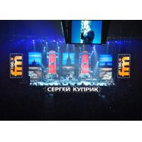 Living Concerts Indoor LED Screen IP65 / IP54 With Constant current driver