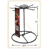 Buy cheap Counter 1-Tier Spinner Rack (WS-C-001) product