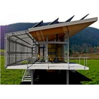 Buy cheap two-storey prefab house product