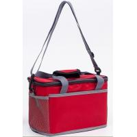 Buy cheap Durable 600D Polyester Cooler Bag Single Shoulder Type With Large Capacity product