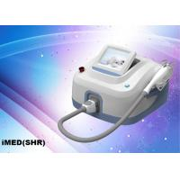 Buy cheap Face / Body SHR Elight Laser Beauty Equipments with Single Multi-Pulse 10 - 60J/cm product