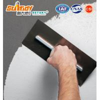 Quality good price China made construction HPMC white powder for wall putty powder for sale