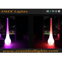 Buy cheap Beautiful / Bright LED Pillar Lights Hid Decoration Spike Outdoor Led Garden Light product