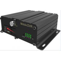4 Channel Mobile Dvr With Gps Wifi 3g 4g Wireless Car