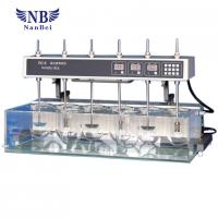 Buy cheap 8 Vessels Dissolution Drug Testing Instrument , Pharmaceutical Tablet Test Machine product