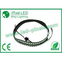 China Self Adhesive DimmableWs2812B LED Strip Waterproof For Shopping Malls wholesale