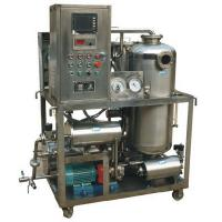 Buy cheap Hydraulic Phosphate Ester Fire-resistant Oil Purifier Machine product