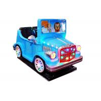 Buy cheap Game Center City Racin Car Kiddy Ride Machine ,  Swing Car Ride On Toy product