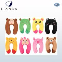 Buy cheap Durable Travel Neck Support Travel Pillow For Airplane , Animal Printing Customized from wholesalers