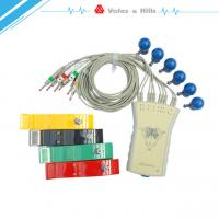 Buy cheap Gray 12 Lead Mall Size PC Based Computer ECG Medical Device PC ECG Machine product
