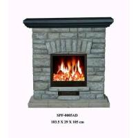 Stone Electric Fireplace Quality Stone Electric Fireplace For Sale