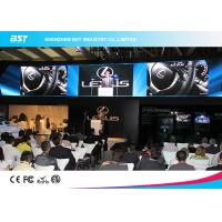 Buy cheap Synchronous control  P5 SMD 1/8 scan high brightness Indoor  Advertising LED Display Screen product
