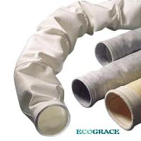 Buy cheap PTFE Teflon Acrylic Filter Cloth Filter Bags For Dust Filtration Cement Plant product