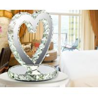 China 2015 New  Modern fashion led crystal table lamps Bedside art deco table lamps on sale