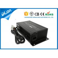 China 900W 3-stage AGM & Gel battery charger 24v 20a / 25a for electric cruise car /electric forklift wholesale