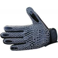 Buy cheap dot canvas drill cotton gloves product