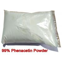 Buy cheap Phenacetin Powder Pharmaceutical Intermediate CAS 62-44-2 Acetophenetidin For from wholesalers