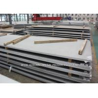 Buy cheap Corrosion Resistance 5MM Hot Rolled Stainless Steel Sheet 316L Surface NO.1 Finish product