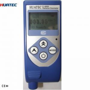Buy cheap Γ do teste do dispositivo da monitoração de radiação FJ-6000, dosímetro pessoal from wholesalers