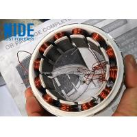 Buy cheap NIDE BLDC motor stator automatic needle winding Machine for fan motor product