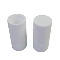 Buy cheap 60'' Sintered Microporous PTFE Tubing 30Mpa Polyethylene Filters product