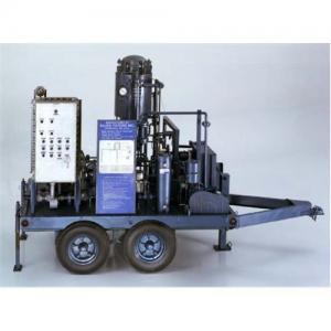Buy cheap Танки Стерео-вакуума использовали масло трансформатора повторно используя тип трейлера машины product