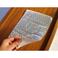 China Low MOQ Aluminum foil water heater flexible thermal insulation sheets on sale