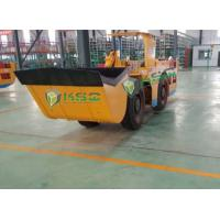 Buy cheap Trackless Load Haul Dump Machine from wholesalers