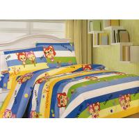 Buy cheap Customized Cute Cartoon Cotton Bedding Sets for Kids / Childrens product