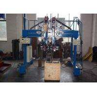 Buy cheap CO2 Welding Custom Made Machines Gantry Type Double Torch For Steel Rectangular Tube product