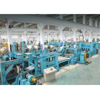 Buy cheap 12×2200 Steel Coil Automatic Cut To Length Machines Simple Reliable Operation product