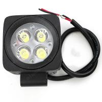 China ip67 ce lvd 12watt atv 4x4 auto lighting work headlamp wholesale