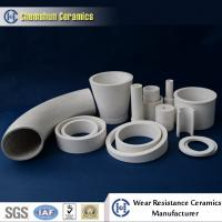 China 92% 95% Ceramic Lined Pipe From Ceramics Manufacturer on sale