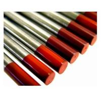 Buy cheap Durable WT20 Tungsten Welding Electrodes Easy Operated For TIG Welding product