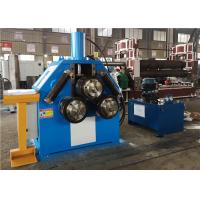 Buy cheap NC Hydraulic Aluminium Pipe Bending Machine 42mm For Oil / Chemistry product