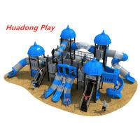 Buy cheap European And Korea Castle Outdoor Slide Fashion Design With Big Size product