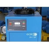 Buy cheap 10hp 7.5kW Rotary Screw Type Air Compressor , Direct Driven Air Compressor Variable Speed product