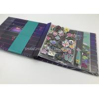 Buy cheap Collage Blank Scrapbook Photo Album For Couples Girls Boys Delux 8x8 Pages Handmade product