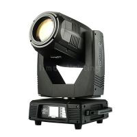 Buy cheap 350w 17R Sharpy Beam Spot Wash 3in1 DMX Stage Moving Head Lights with Rotating Gobos product