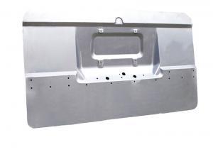 Buy cheap Silver Grey DC06 Sheet Toyota Coaster Bus Parts Bus Rear Door product