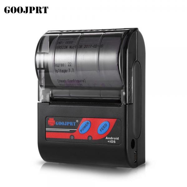 Quality MTP-II 58mm mobile printer/ Portable Printer Mobile thermal printer Serila+USB+Bluetooth for sale
