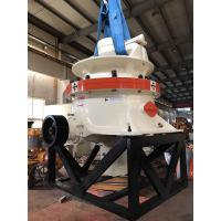 China 90KW Single Cylinder Cone Crusher Hydraulic High Manganese Steel Material on sale