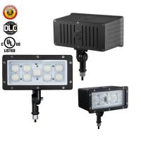 Buy cheap Aluminum High Lumen Outdoor LED Flood Light Cold White 6800Lm AC100-277V product