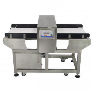 China Industrial Conveyor Belt Type Metal Detector  / Metal Detectors Bakery Industry on sale