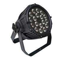 Buy cheap Factory Direct Price Die-cast Aluminum Outdoor 18pcs 18w RGBWAUV 6in1 IP65 LED Par Light product