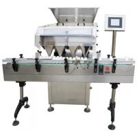 Buy cheap Automatic Photo Cell Electronic Capsule Counting Machine with 32 Channel Sensor product