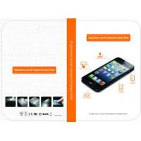 Buy cheap tempered glass screen protector for iphone 5/5s/5c product