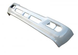 Buy cheap Silver Grey 9.33KG Toyota Coaster Accessories Auto Front Bumper product